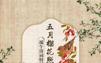 【新时代文明实践】《五月榴花照眼明——端午诗词特展》